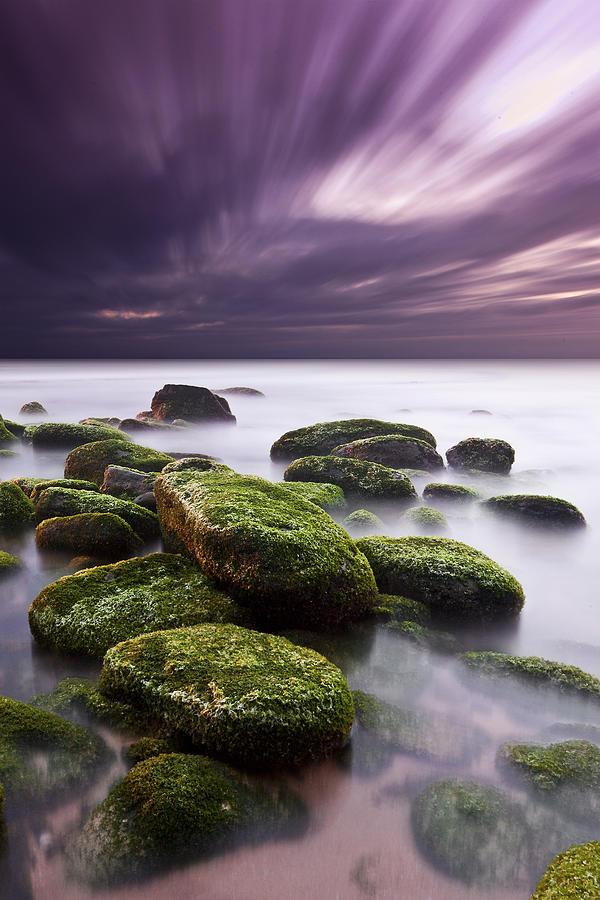 Beach Photograph - Ethereal by Jorge Maia