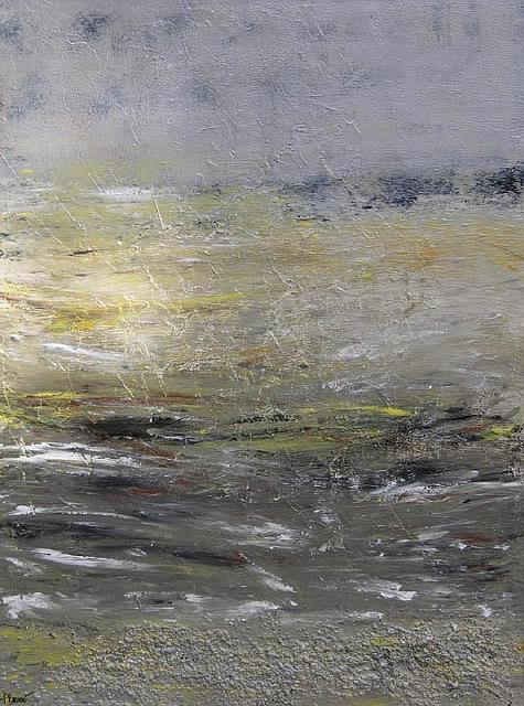 Etretat Painting by Patrice Brunet