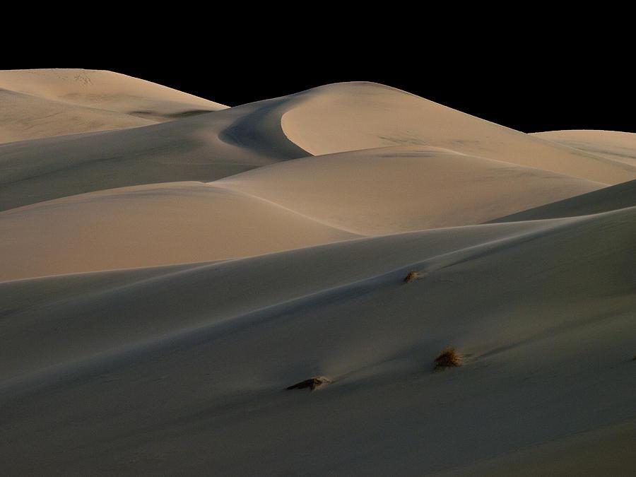 Death Valley Photograph - Eureka Dune Dreams by Joe Schofield