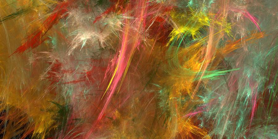 Storm Digital Art - Eveil-4 by RochVanh