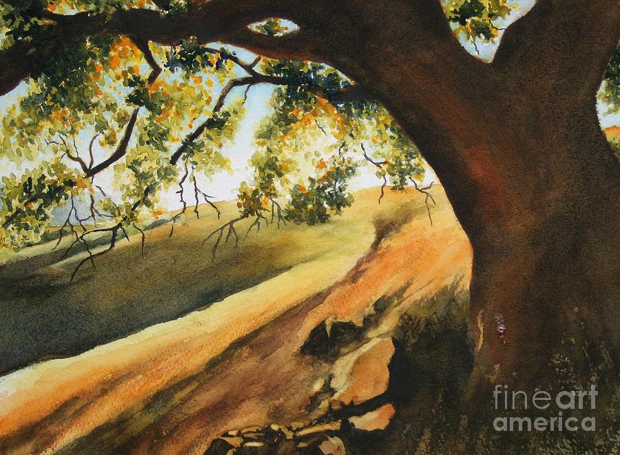 Evening Stroll by Glenyse Henschel