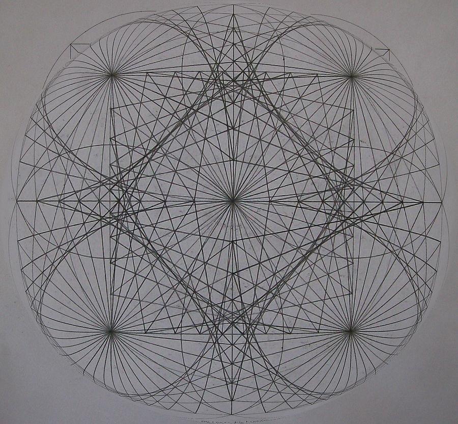 Event Horizon Digital Art - Event Horizon by Jason Padgett