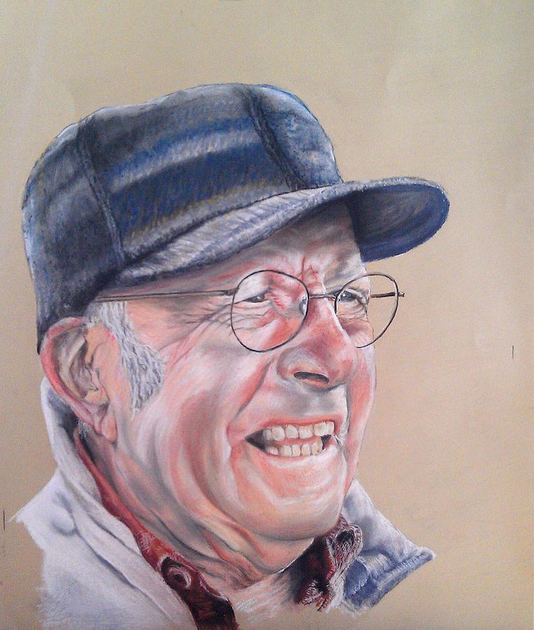 Portrait Pastel - Everette by Ann Marie Chaffin