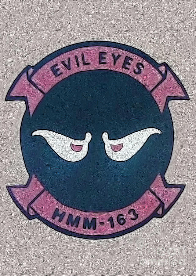 Evil Eyes Painting - Evil Eyes by Gregory Dyer