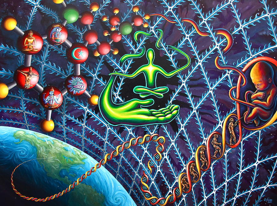 Evolution of the Spirit by Jim Figora