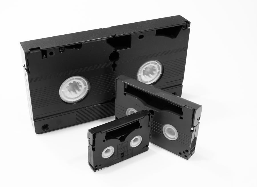 Vhs Photograph - Evolution by Randy Turnbow