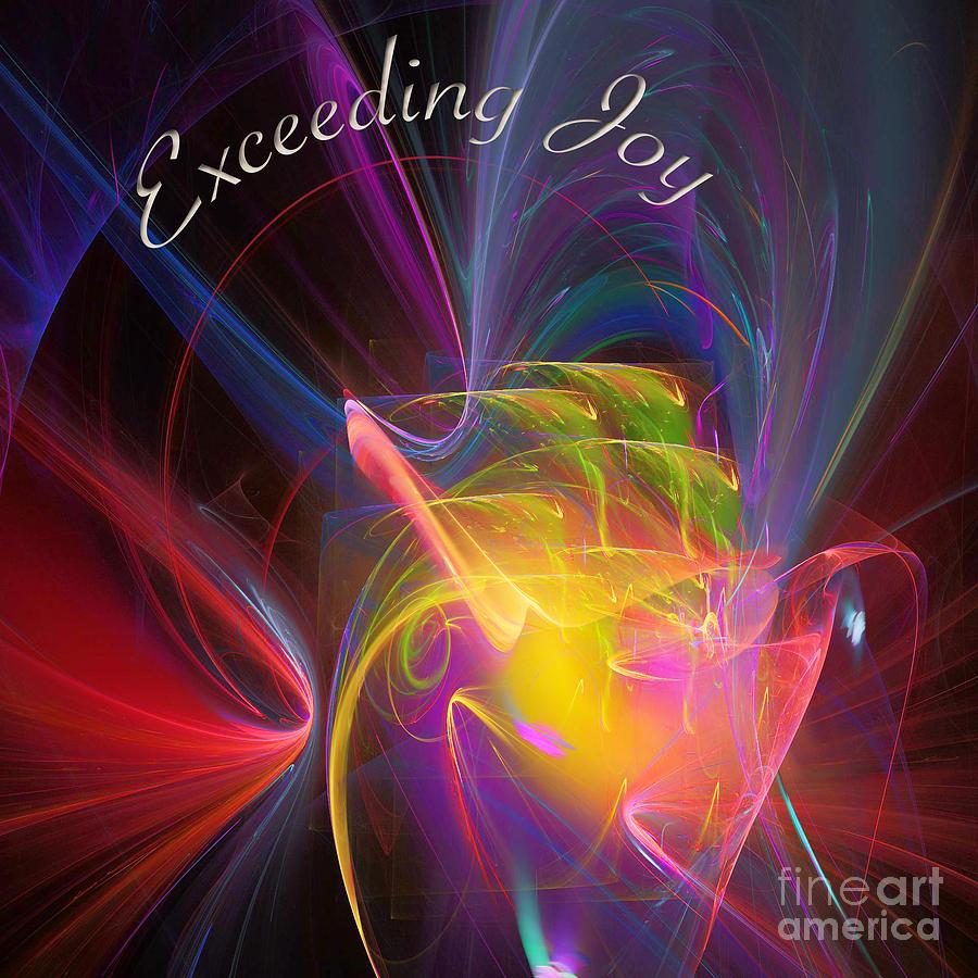 Exceeding Joy by Margie Chapman