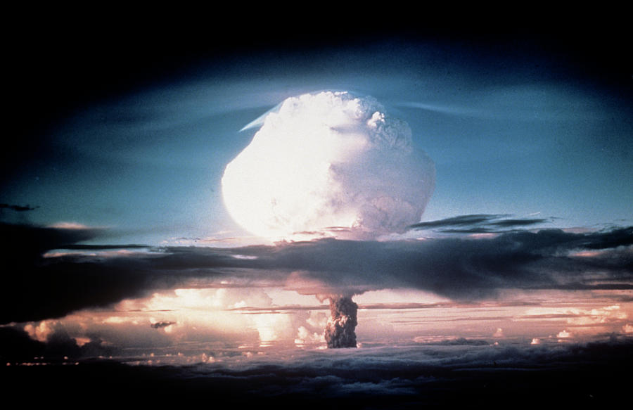 First hydrogen bomb pictures