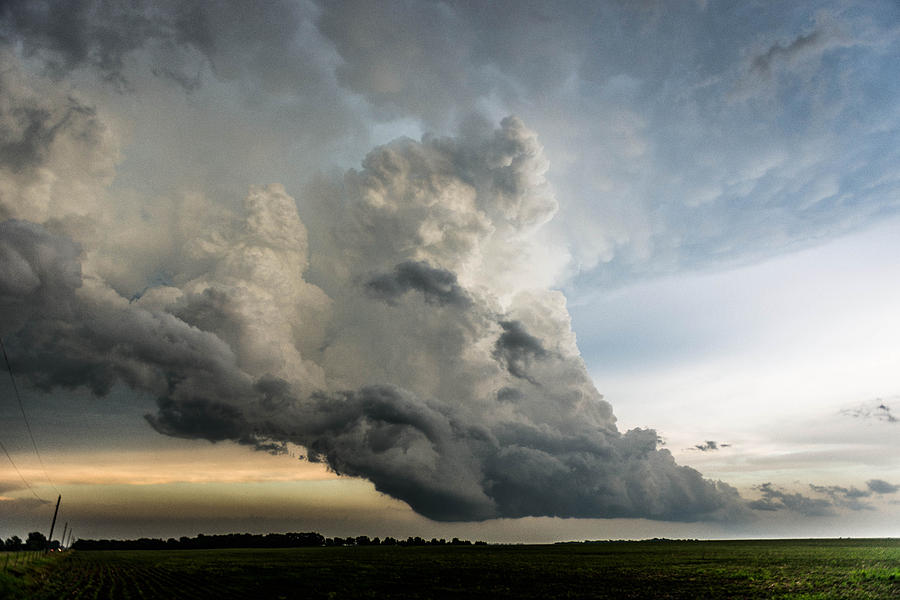 Explosive Convection by Marcus Hustedde