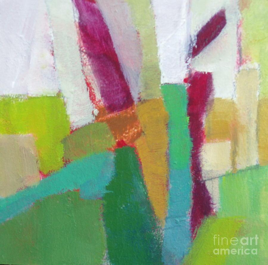 Modern Painting - Exposed II by Virginia Dauth