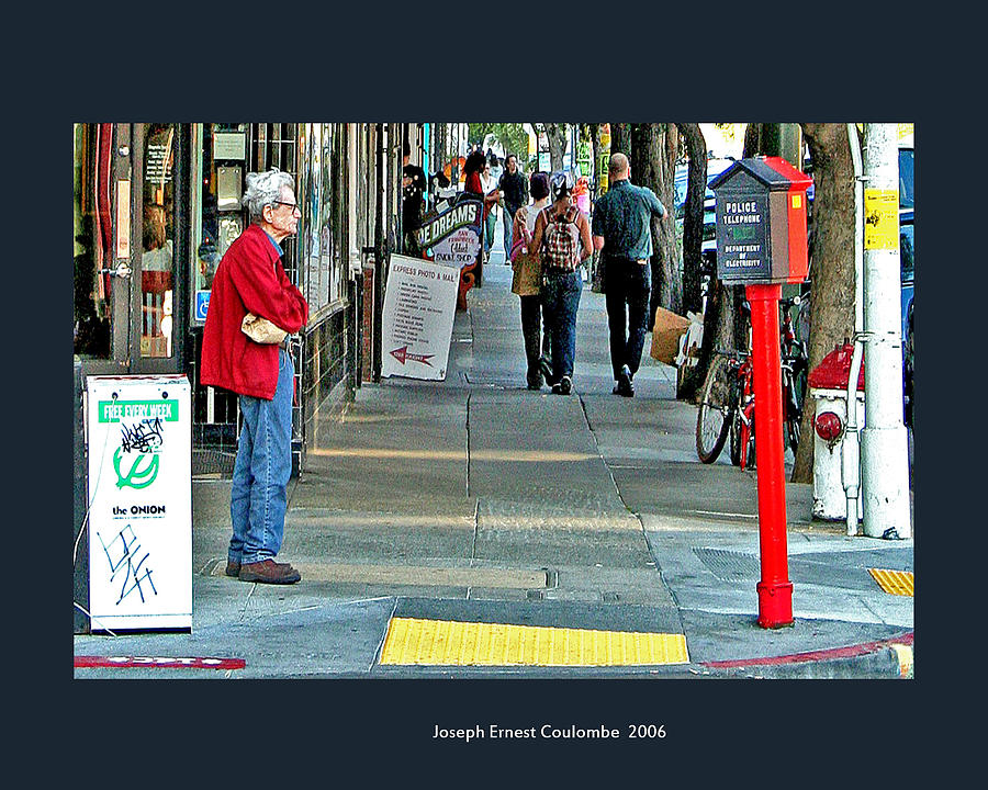 San Francisco Photograph - Express Photos by Joseph Coulombe