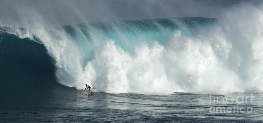 Extreme Sports Photograph - Extreme Ways Of Living by Bob Christopher