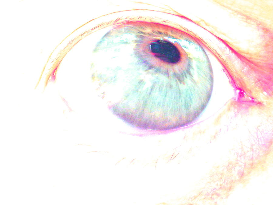 Eye Photograph - Eye  by One Rude Dawg Orcutt