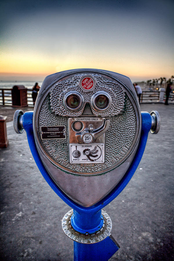 California Photograph - Eye See You by Peter Tellone