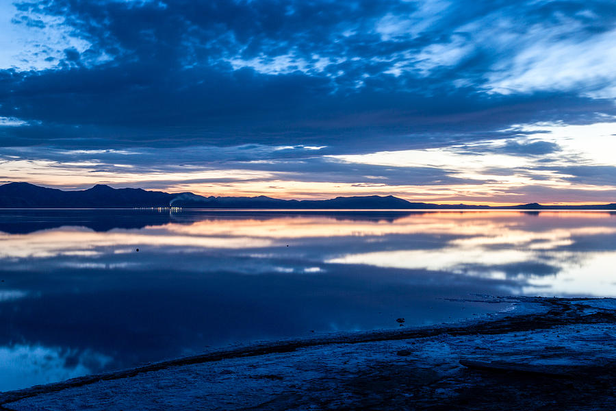 Great Salt Lake Photograph - Eyes In The Sky by Darryl Wilkinson