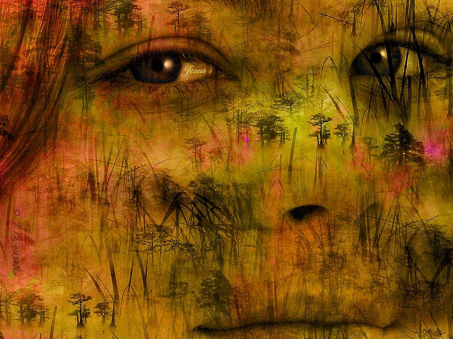 Eyes Only For Jesus by J Larry Walker