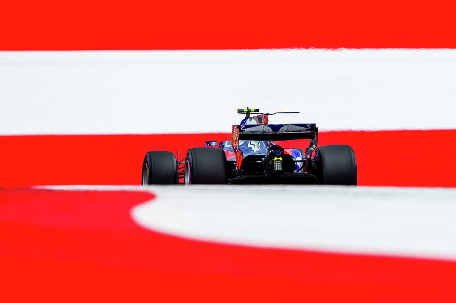 F1 Grand Prix Of Austria - Qualifying Photograph by Peter Fox
