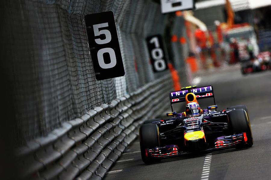 F1 Grand Prix Of Monaco Photograph by Andrew Hone