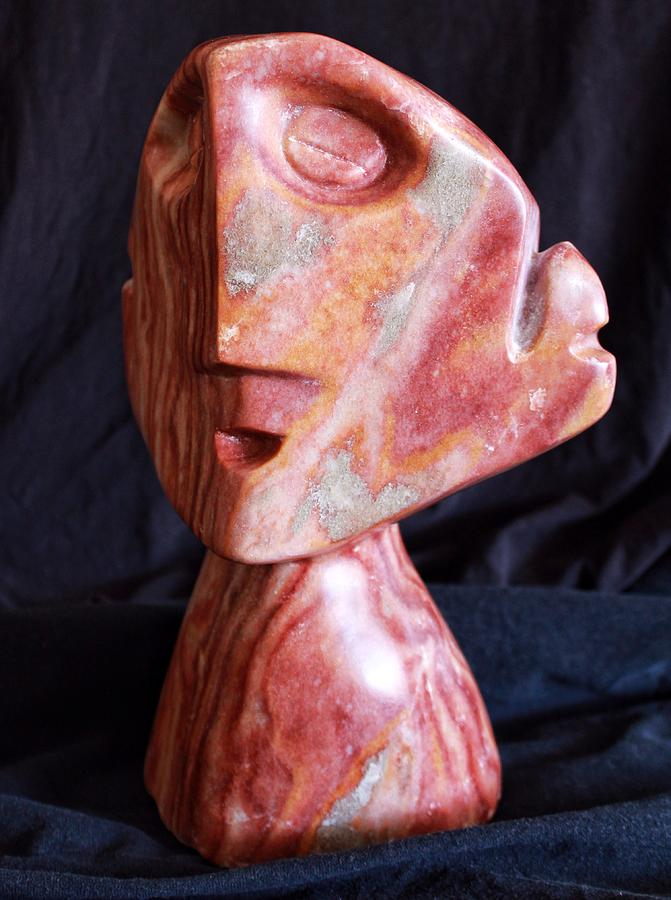 Contemporary Sculpture - Fabulas Loki by Mark M  Mellon