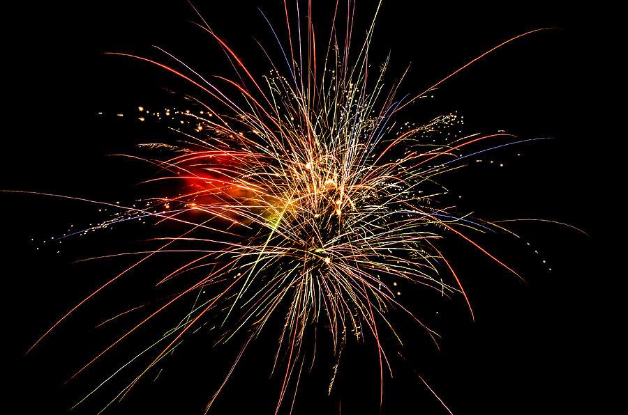 4th Pyrography - Fabulous Fourth by Shirley Tinkham