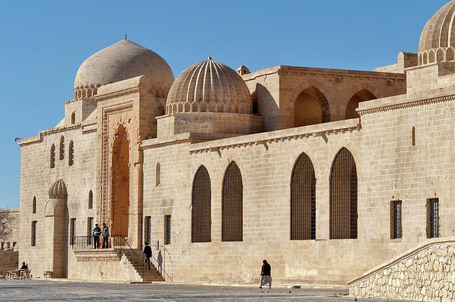 Facade Of Kasimiye Medresseh Photograph by Izzet Keribar