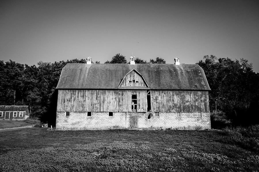 Faded Barn by Rural America Scenics
