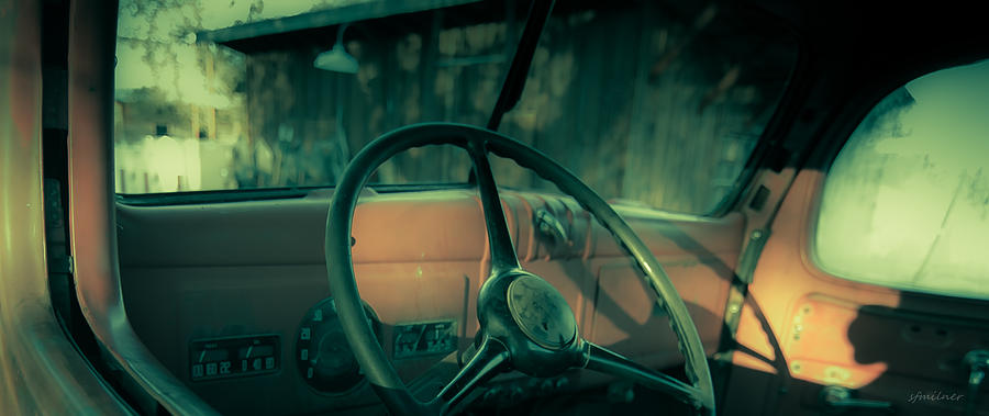 Vintage Photograph - Faded Glory by Steven Milner