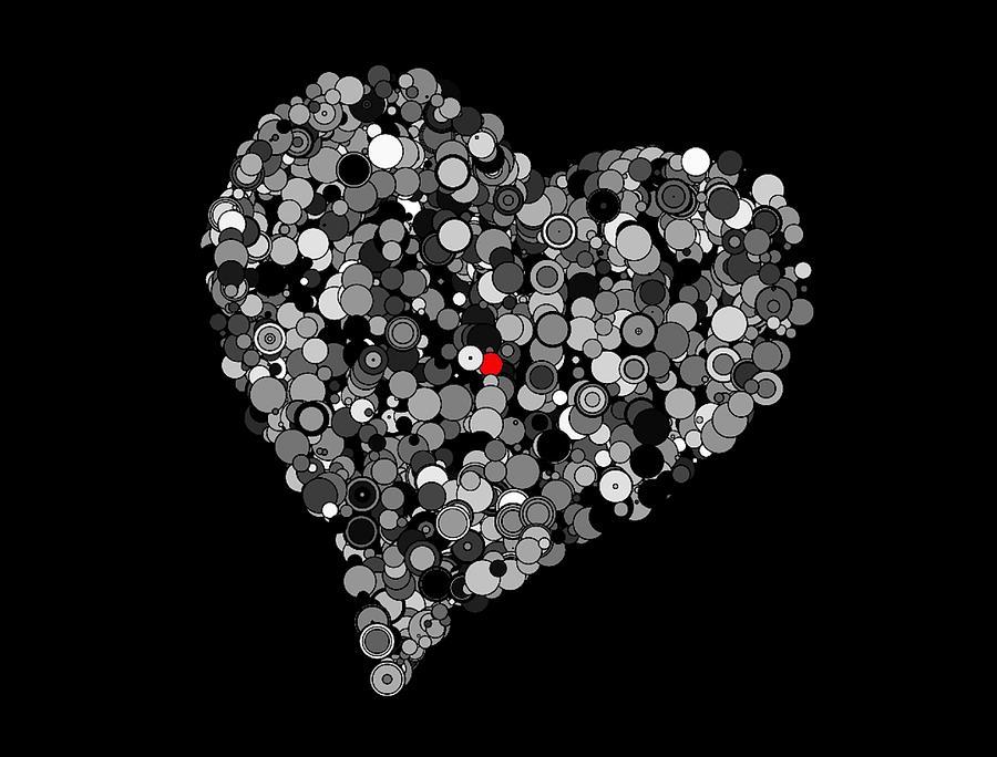 Fading Digital Art - Fading Love by Marianna Mills