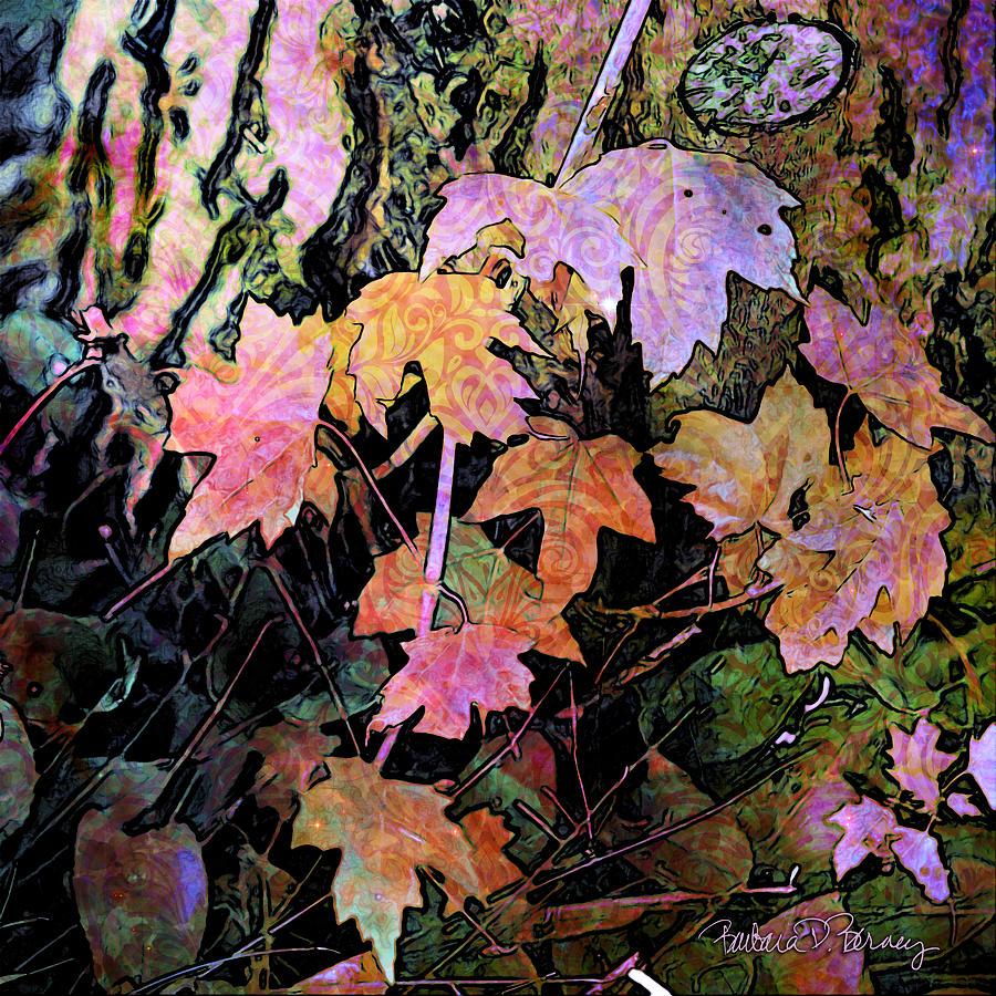 Fairy Garden by Barbara Berney