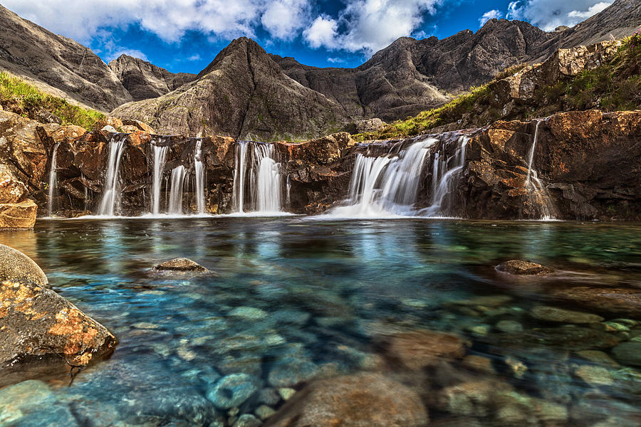 Fairy Pools Photograph by Sergio Del Rosso Photography