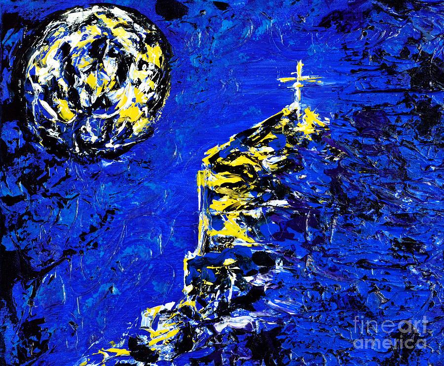 Faith Painting - Faith by Alys Caviness-Gober