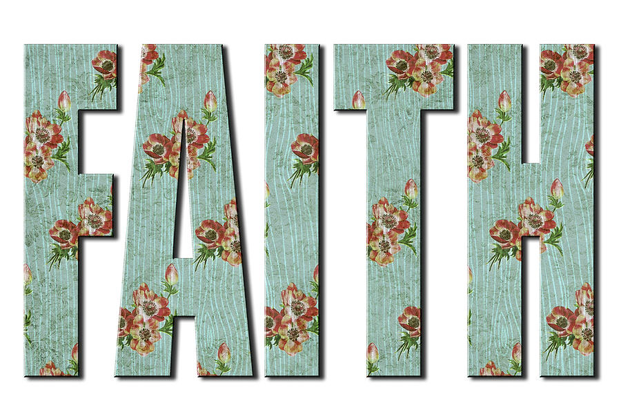 Faith in Calico from the Faith Hope and Love Series by Karen Stephenson
