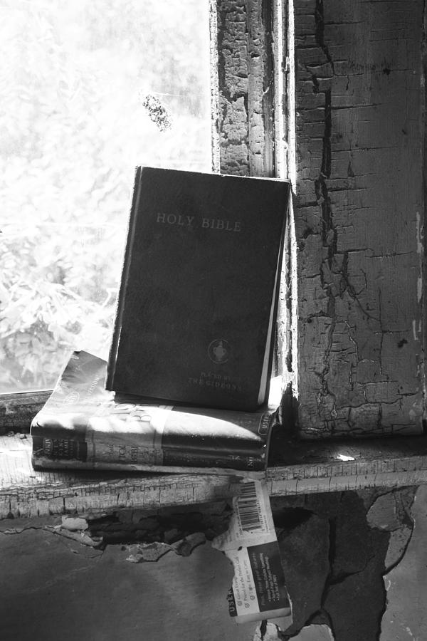 Bible Photograph - Faith In Sight  by Jerry Cordeiro