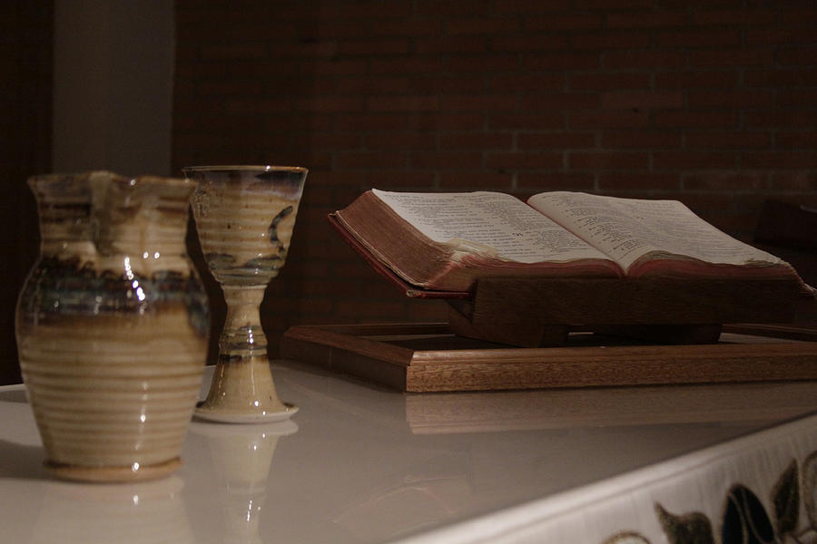 Bible Photograph - Faith by Shoal Hollingsworth