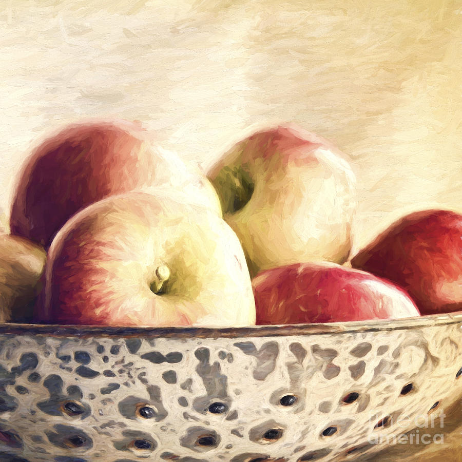 Fall Apples by Pam  Holdsworth