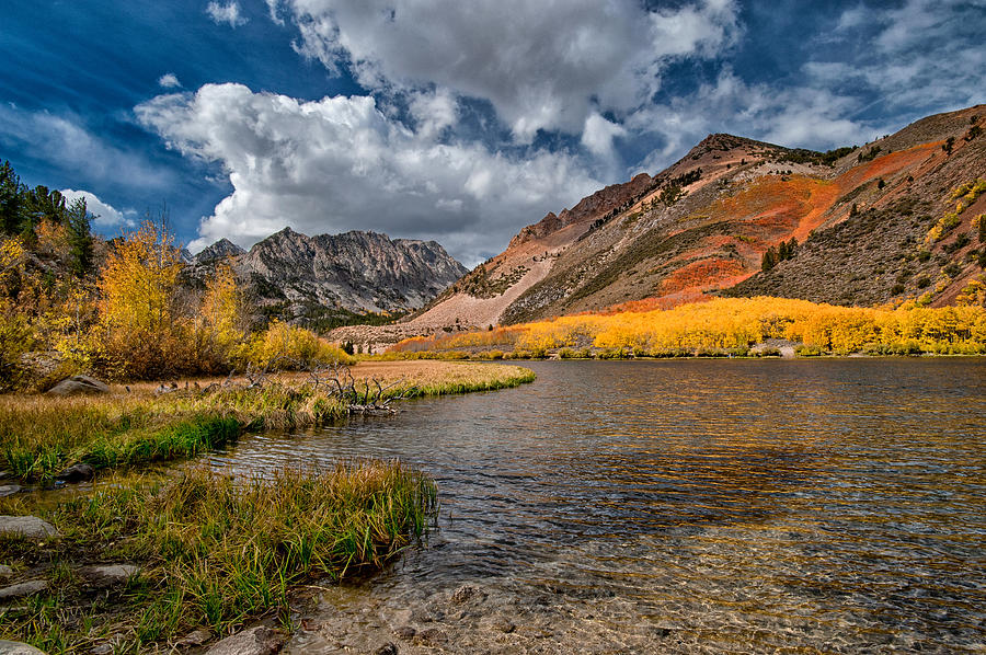 Fall Photograph - Fall At North Lake by Cat Connor