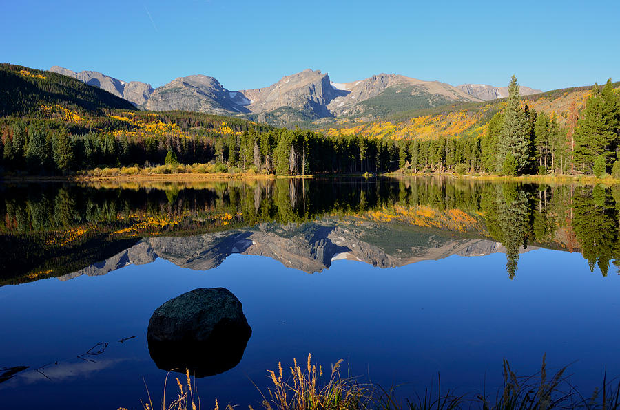 Sprague Photograph - Fall At Sprague Lake by Tranquil Light  Photography
