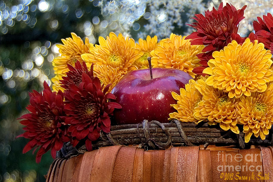 Fall Days by Susan Smith