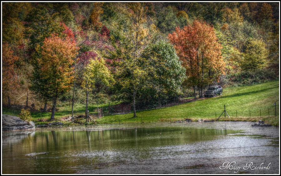 West Virginia Photograph - Fall Splendor by Missy Richards