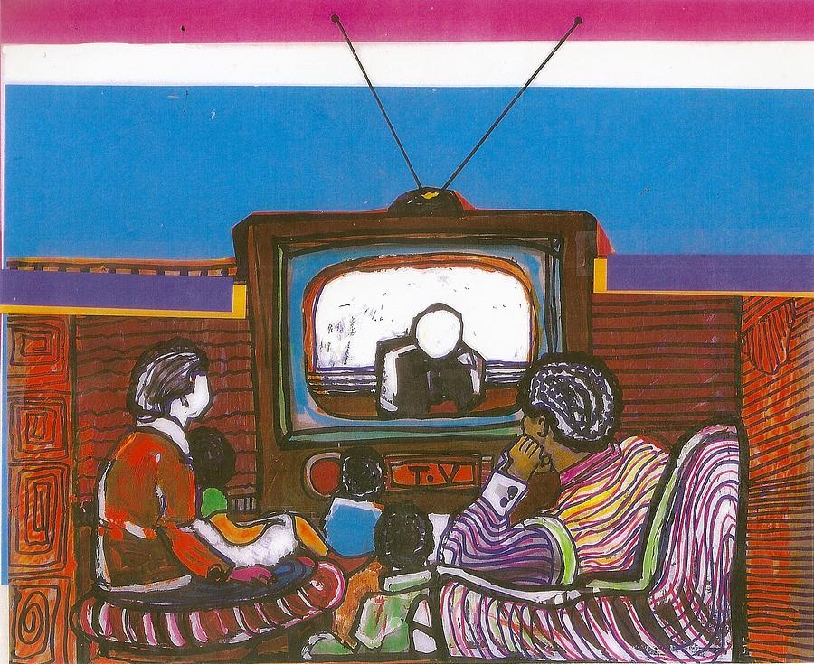 Art Painting Tv