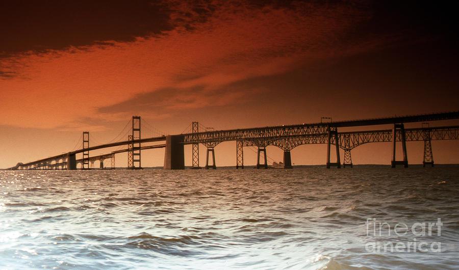 Fantasy Bridge Photograph