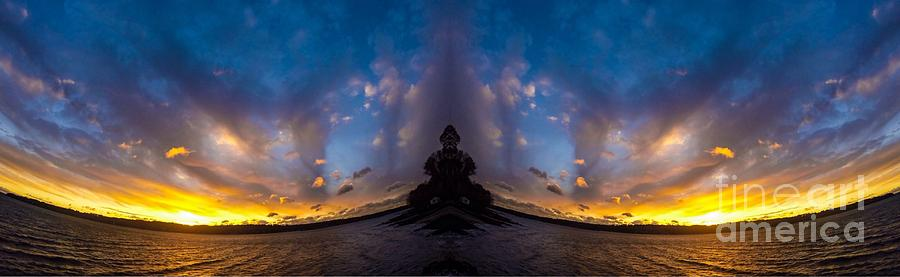 Buddha Photograph - Fantasy Buddha by Stephanie  Varner
