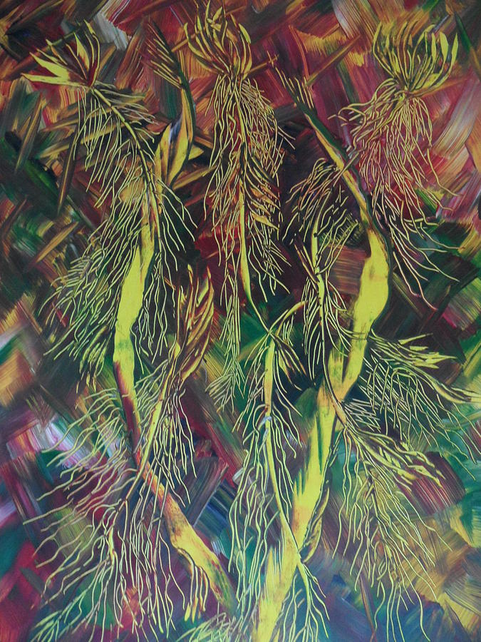 Nico Painting - Fantasy by Nico Bielow