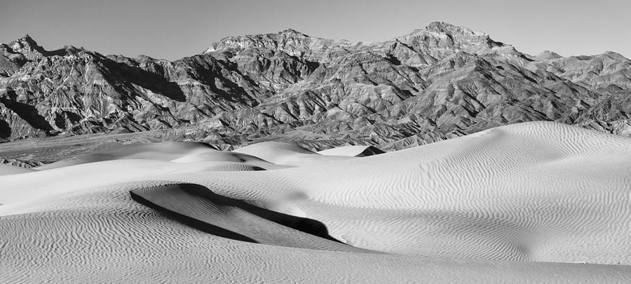 Far Away Mountain Photograph