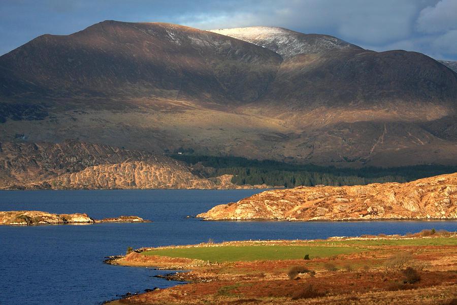 Ireland Photograph - Farewell To Winter  by Aidan Moran
