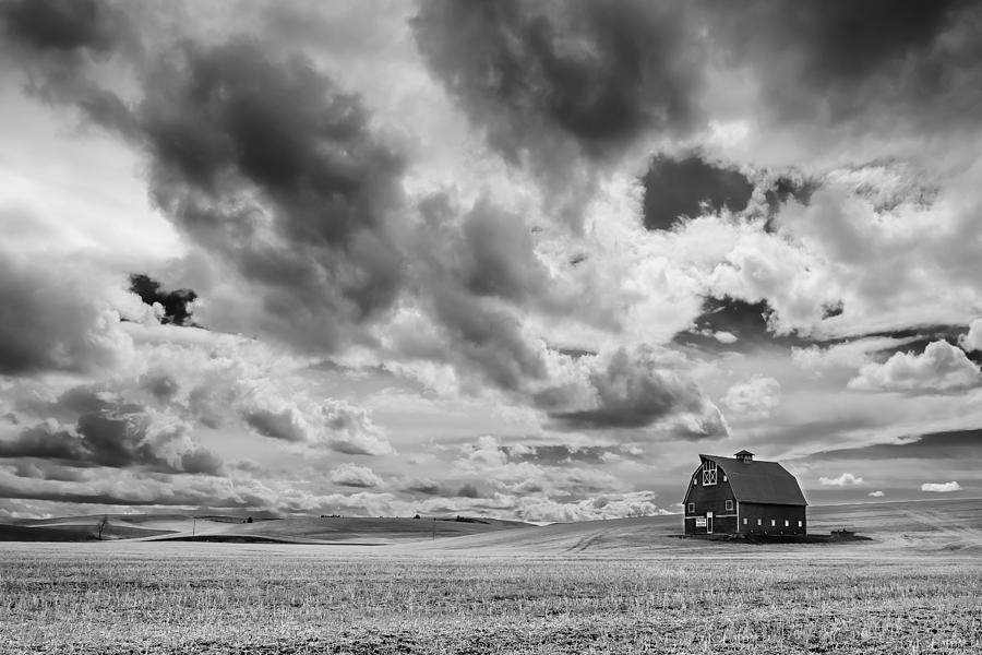 Palouse Photograph - Farm Country by Ryan Manuel