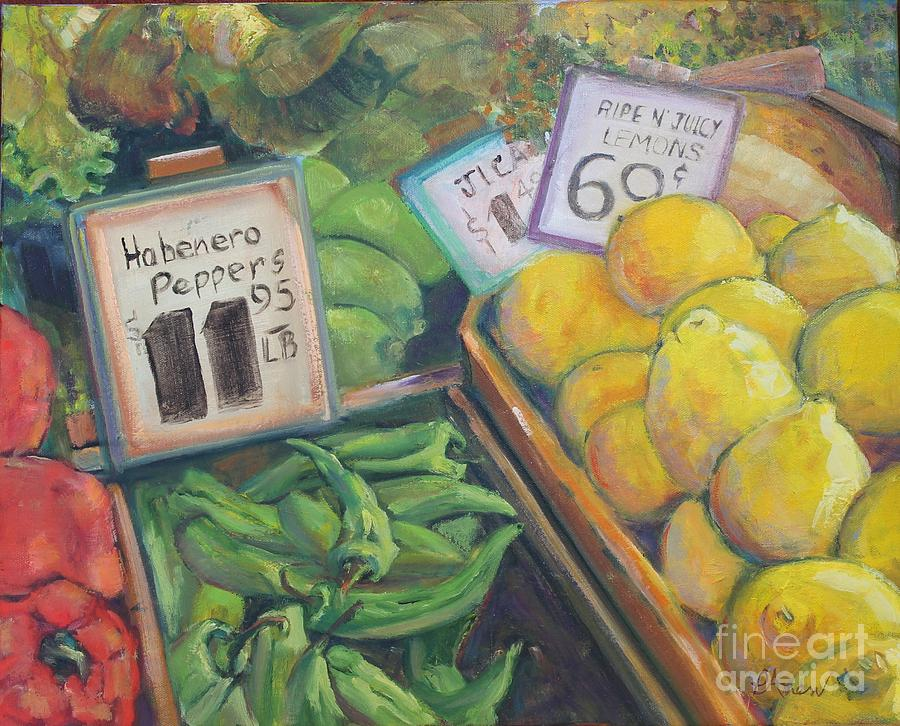 Farmers Market  by Patricia Amen