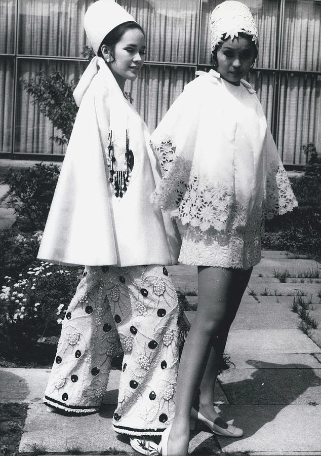 Retro Photograph - Fashion Form The Philippine Islands� by Retro Images Archive