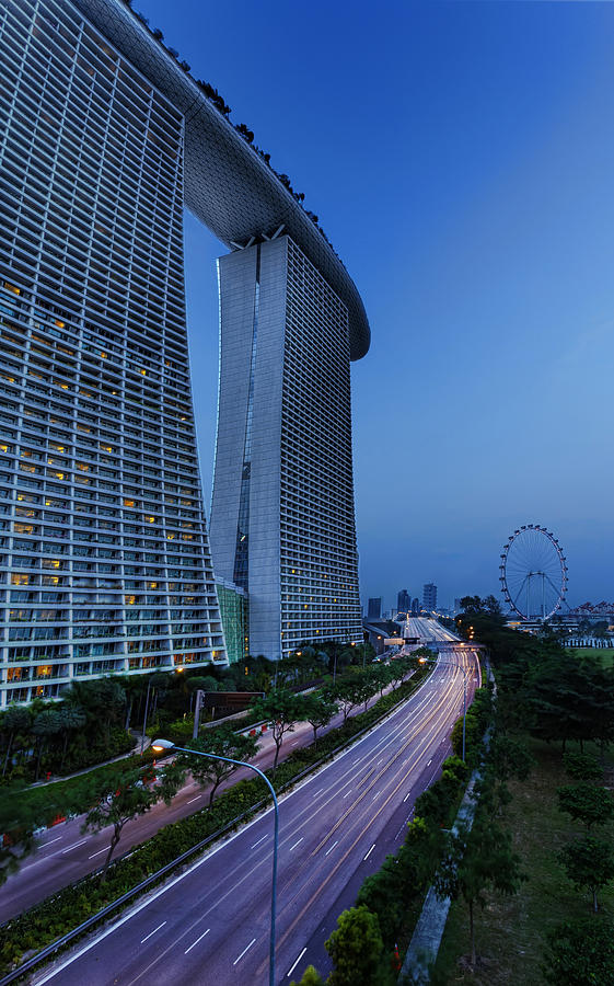 Mbs Photograph - Fast Lane by Mario Legaspi