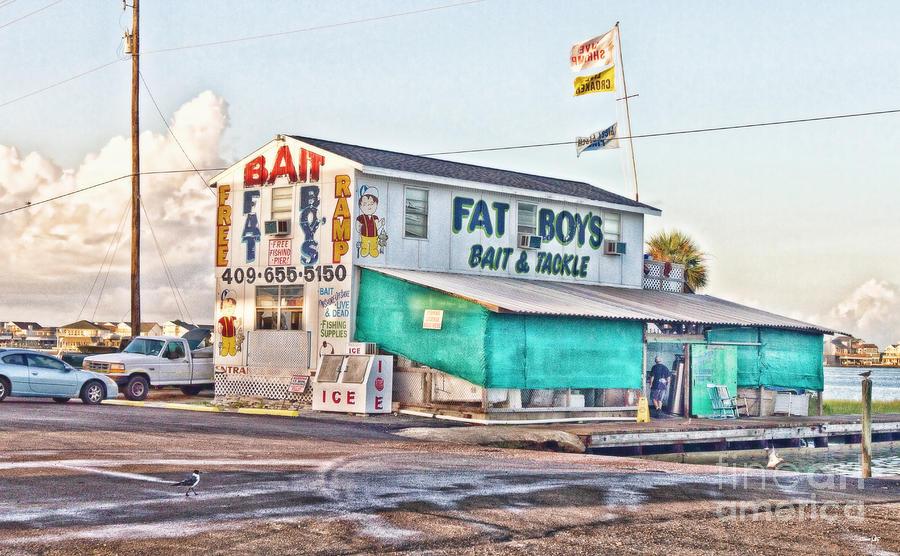 Bait Photograph - Fat Boys by Scott Pellegrin